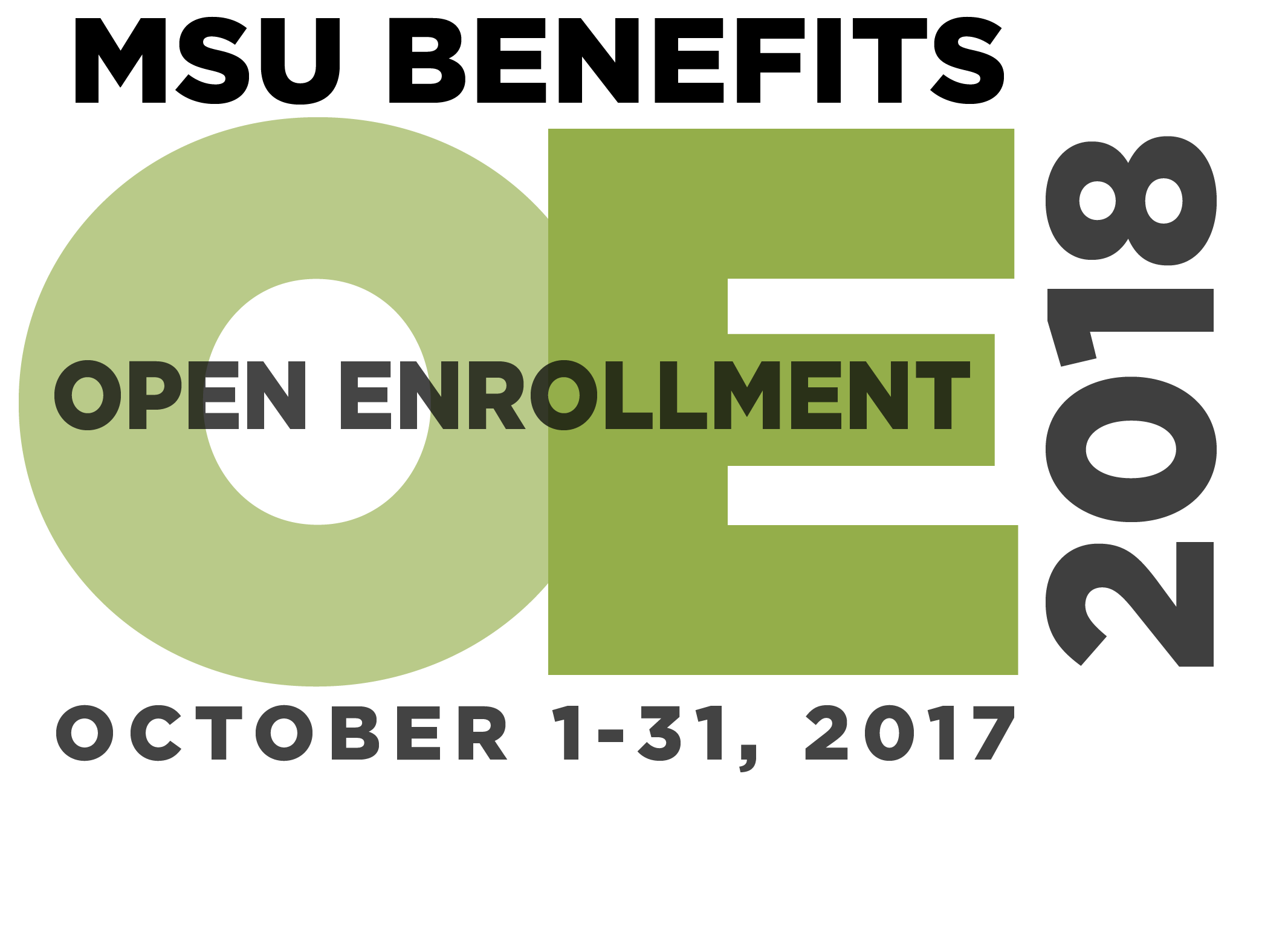2018 MSU Benefits Open Enrollment