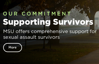 Our Commitment Supporting Survivors image